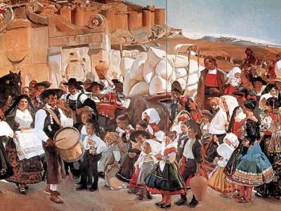 Hispanismo der Musik